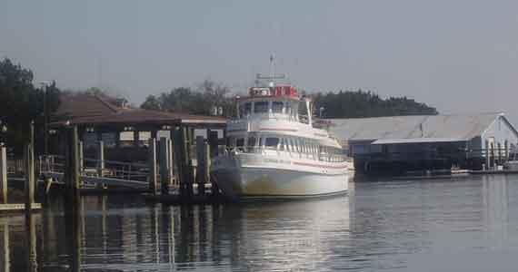 St Marys dock