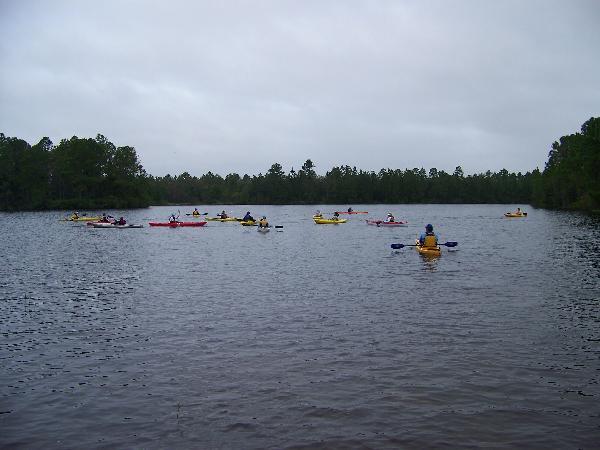 Kayak Demo Day Gilligans Island